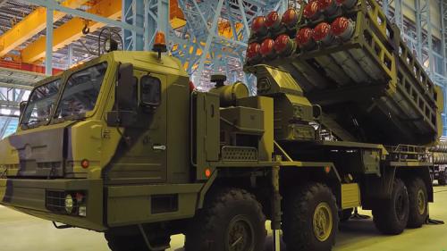 """روسيا تنتهي من اختبارات منظومة """"Vityaz"""" للدفاع الجوي"""