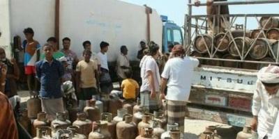 مطالبات بزيادة حصة شبوة من الغاز المنزلي في رمضان