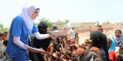 ارتياح واسع للحملات التي ينفذها مجلس الأمومة والطفولة الإماراتي بسقطرى (صور)
