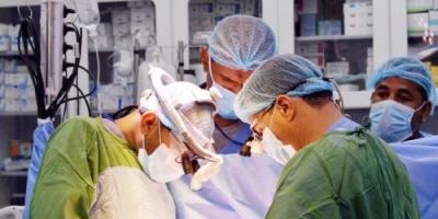 استمرار الحملة التطوعية لجراحة القلب المفتوح للأطفال باليمن