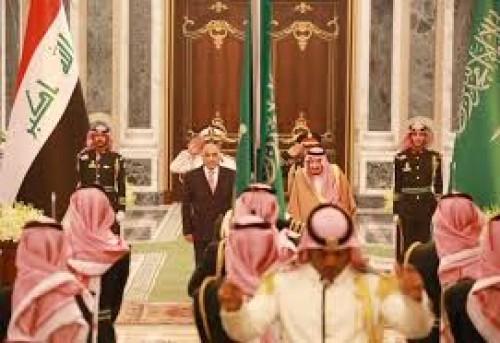 المهدي: 13 اتفاقية ومذكرة تفاهم بين السعودية والعراق