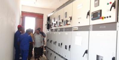 تأكيدات بقرب تشغيل محطة الكهرباء الجديدة بشبوة قبل رمضان (تفاصيل)