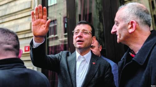 بعد فوزه بإسطنبول.. عبدالله: أكرم إمام أوغلو هو الرئيس القادم لتركيا