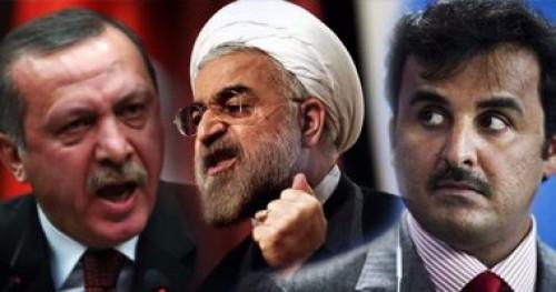الجارالله يكشف عن مساعي قطر وتركيا وإيران