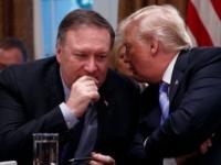 """""""فيتو ترامب"""" يحشر معسكر الشر الحوثي الإيراني في المربع الضيق"""