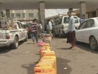 """دبة البترول بـ 20 ألف ريال.. مليشيا الحوثية تذل المواطنين بـ """"اقتصاد الحرب"""""""
