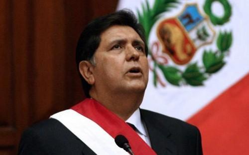 انتحار رئيس بيرو السابق هربًا من الاعتقال
