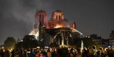 السعودية تعلن تضامنها مع فرنسا حكومة وشعبًا بعد كارثة كاتدرائية نوتردام