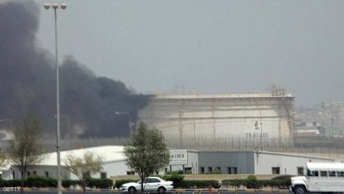 السيطرة على حريق إحدى مضخات شركة نفط الكويت