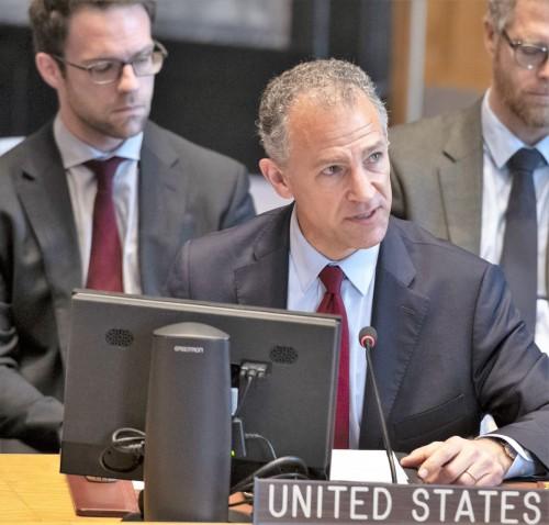 جوناثان كوهين: نتفق مع السودان على تشكيل هيئة انتقالية جديدة