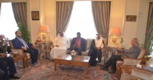 البرلمان العربي والجامعة الدول العربية يناقشان القضايا المشتركة
