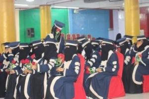 انتقالي حضرموت يرعى حفل تخرج طالبات السكن الجامعي