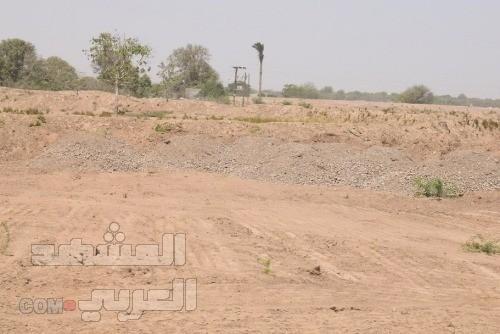 العثور على لغم زرعته مليشيا الحوثي بالقرب من إحدى المزارع بلحج