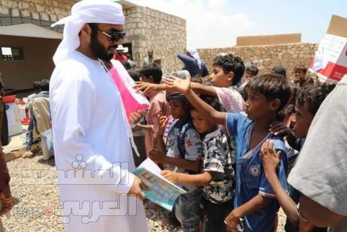 مجلس الأمومة والطفولة الإماراتي يختتم حملاته التثقيفية في أرخبيل سقطرى (صور)