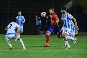 بيراميدز يجرد الأهلي من صدارة الدوري المصري