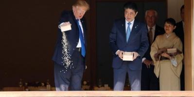 زيارة مرتقبة لترامب إلى اليابان نهاية مايو القادم