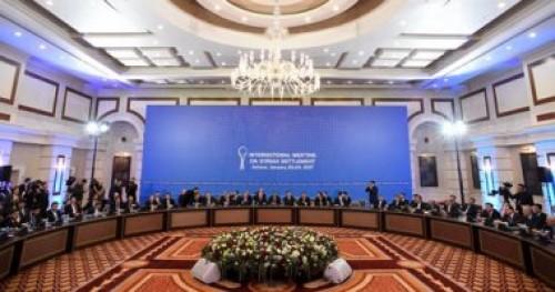 سوريا: انضمام رعاة جدد إلى عملية أستانة مازال قيد المناقشة