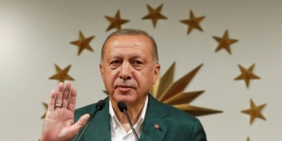 الرئيس التركي يهنأ اليهود بعيد الفصح ويوجه رسالة بالعبري