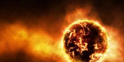 """تفاصيل نجاة """" الأرض """" من انفجار مغناطيسي هائل على سطح الشمس"""