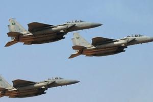 التحالف: تدمير كهف لتخزين الطائرات الحوثية المسيرة بصنعاء
