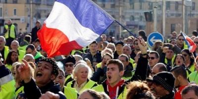 في السبت الـ23.. تأهب فرنسي لتظاهرات السترات الصفراء