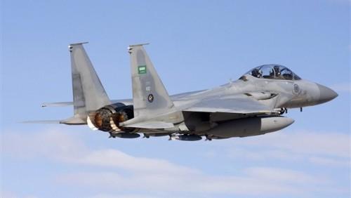 مقاتلات التحالف العربي تشن غارات جديدة على تجمعات الحوثي بصنعاء