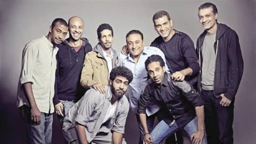 27 أبريل فرقة وسط البلد تحيي حفلًا غنائيًا في شرم الشيخ