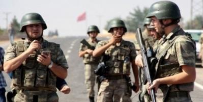 مقتل 4 جنود أتراك في اشتباكات على الحدود العراقية