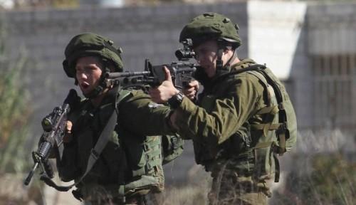 إصابة شاب فلسطيني برصاص الاحتلال الإسرائيلي جنوبر نابلس