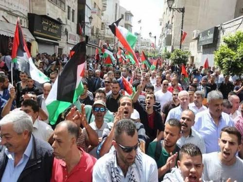قوى فلسطينية تعلن رفض أى مقترحات للعودة للمفاوضات مع الاحتلال الإسرائيلي