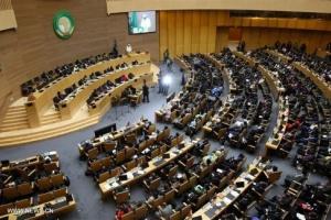 الاتحاد الأفريقي: نتفهم الثورة الشعبية بالسودان ودور القوات المسلحة