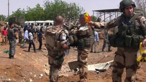 مقتل جندي وإصابة 4 مصريين من حفظة السلام بمالي