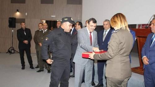 """تكريم """"النهضة الإسلامية"""" لبعض القيادات الأمنية يثير جدلًا في تونس"""