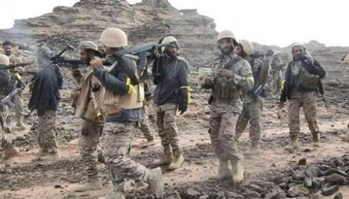 تحرير مواقع جديدة في برط العنان بالجوف وقتلى وجرحى في صفوف المليشيات