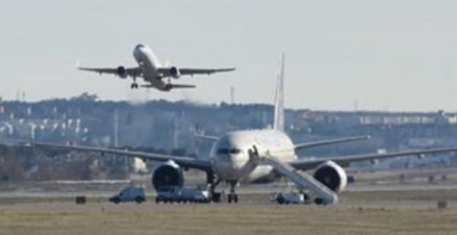 إعادة فتح مطار معيتيقة الدولى أمام حركة الملاحة