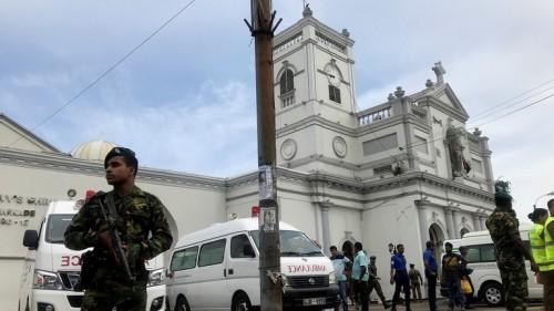 سياسي: هناك شبه بين العمليتين الإرهابيتين في سريلانكا ونيوزيلندا