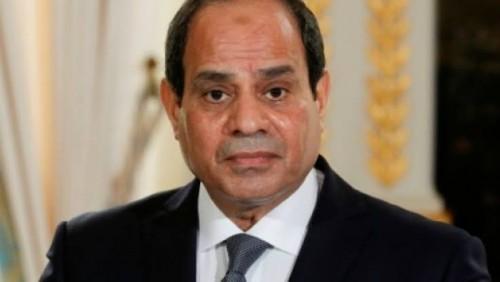 الرئيس المصري يُعزي في ضحايا حادث سريلانكا