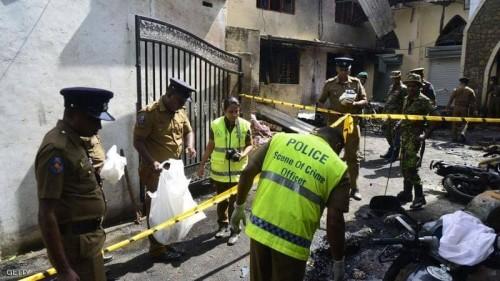 207 قتيل و450 مصاب في الهجمات الإرهابية في سريلانكا