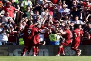 ليفربول يفوز ٢-٠ على كارديف سيتي في الدوري الإنجليزي