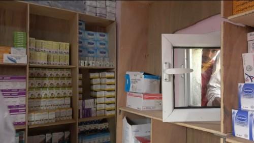 الهلال الإماراتي يدعم مستشفى حيس العام بالأدوية والمستلزمات الطبية المتنوعة