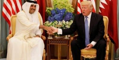 الزعتر يعلق على رفض ترامب مقابلة أمير قطر