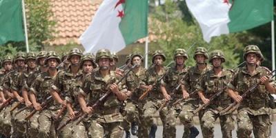 القبض على جنرالين بارزين بالجزائر
