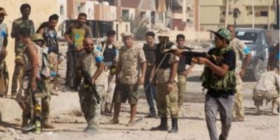 عناصر مسلحة تداهم اجتماعًا لقوى ليبية وتعتقل ممثلي أحزاب