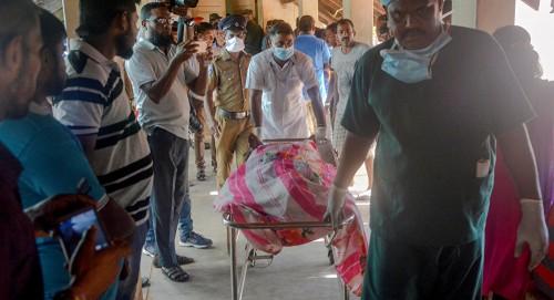 ارتفاع عدد ضحايا تفجيرات سريلانكا إلى 262 قتيلًا و452 جريحًا
