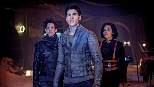 شبكة syfy تطرح إعلان الموسم الثاني لمسلسل Krypton