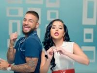 كليب La Respuesta لمالوما وبيكي جي يتخطى 18 مليون مشاهدة