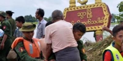 سكان ميانمار يحتجون على إعادة بناء سد ضخم بدعم من الصين