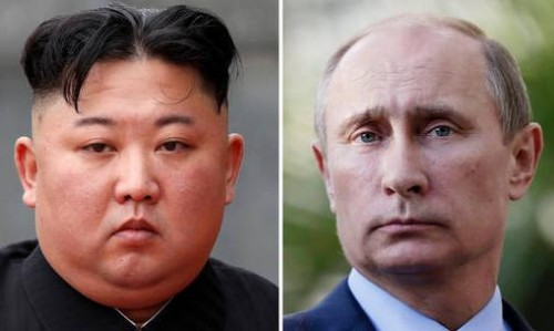 زيارة مرتقبة لزعيم كوريا الشمالية إلي روسيا