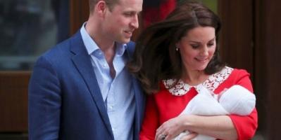 احتفالًا بعيد ميلاده الأول .. الأمير وليم وزوجنه ينشران صورًا لابنهما الأصغر