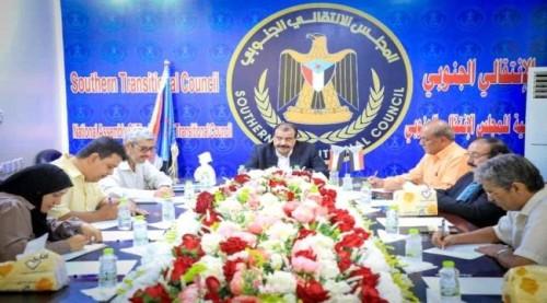 اجتماع للجنة الحوار الجنوبي في عدن برئاسة بن بريك